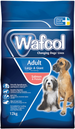 Wafcol Adult Salmon & Potato Large/Giant Breeds