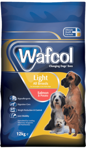 Wafcol Light Salmon & Potato Suitable For All Breeds