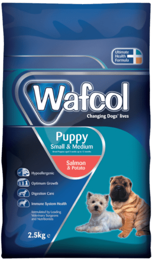 Wafcol Puppy Salmon & Potato Small/Medium Breeds